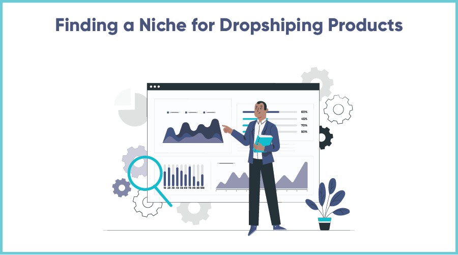 Finding dropshipping products