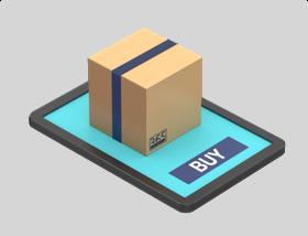 dropship supplies box
