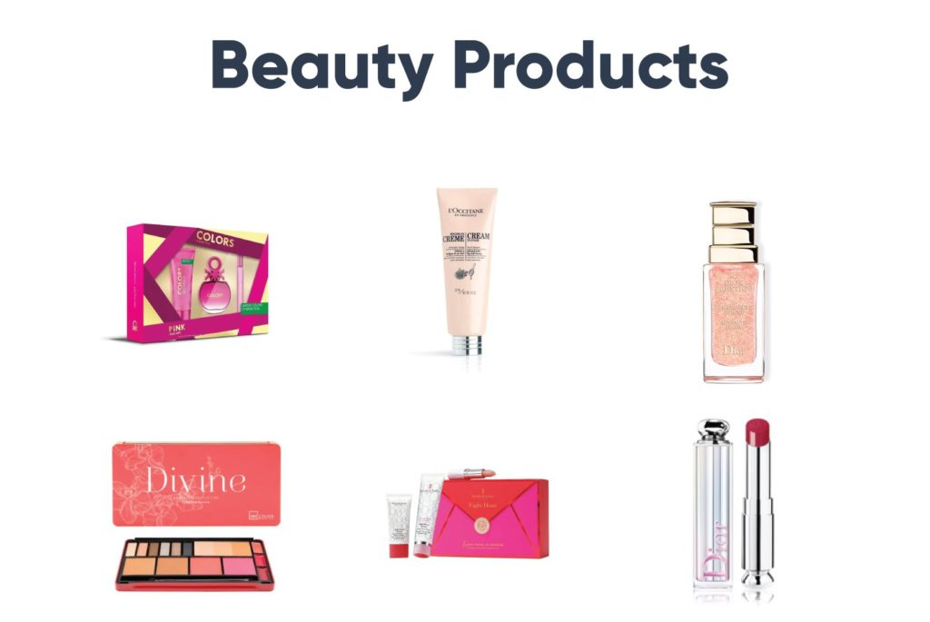 Beauty supplier Products Brands
