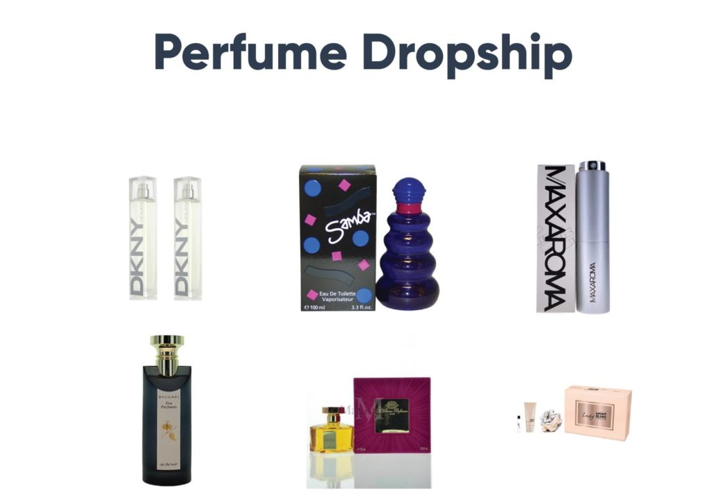 US perfume brand dropshippers