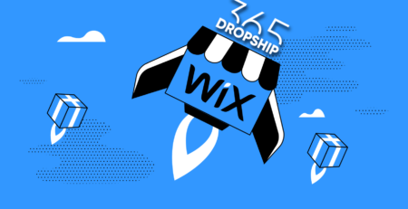 wix dropshipping with 365Dropship