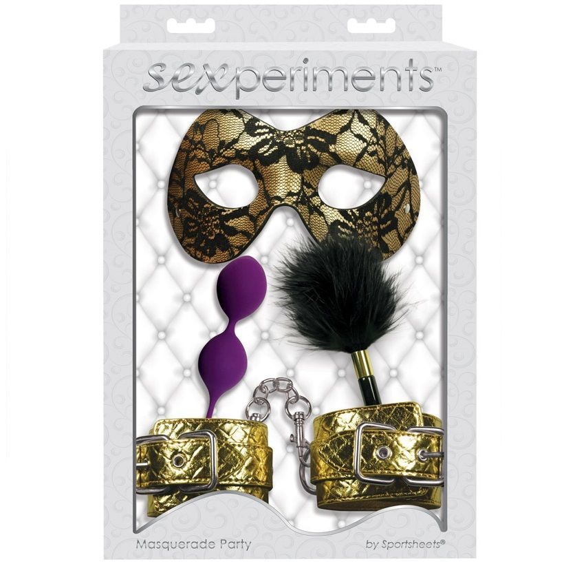 sex mask & Vibrator for Party