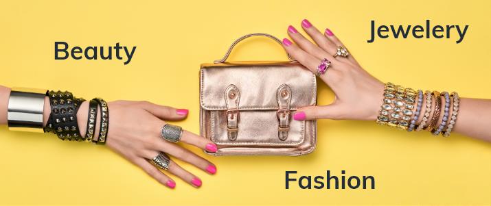 dropship niches beauty jewelery fashion